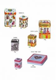 Page 57 Catalogue Boîtes décorées 2018
