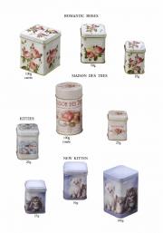 Page 59 Catalogue Boîtes décorées 2018