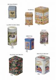Page 60 Catalogue Boîtes décorées 2018